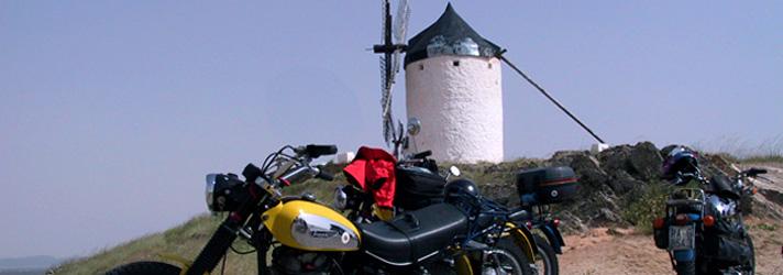 Cartina Spagna Benicassim.Scrambler Tour 2004 Spagna Moto Club Amici Dello Scrambler